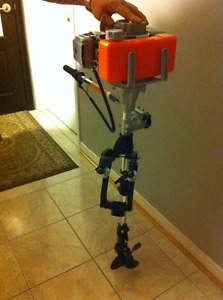 Powermat outboard 5.8HP motor for sale. Brand new-never used