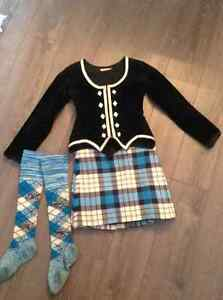 Highland dance outfit for sale