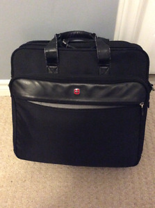 Great laptop bag over 100 new , mint condition black