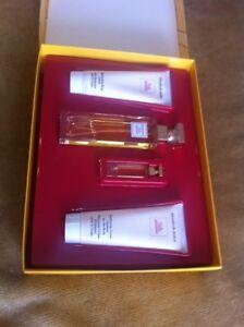 Elizabeth Arden Perfume Set 4 Piece set- Brand New