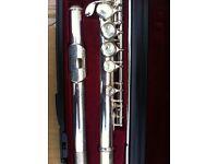 Yamaha student flute bundle