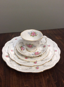 Royal Albert Tranquility Dishes - DISCONTINUED in 1998