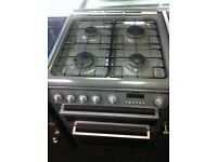 FREESTANDING GAS COOKER COMES WITH A FULLY WORKING STORE WARRANTY
