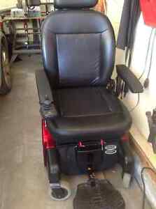 Powered Riding Chair by Eclipse with OXYGEN HOLDER..... Regina Regina Area image 1