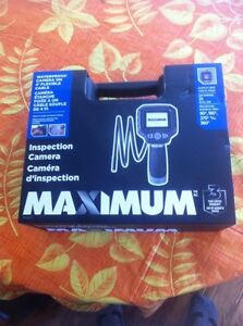 Maximun inspection camera