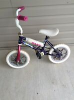 Girls 10 inch bike