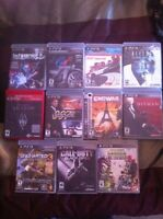 Previously Enjoyed PS3 Games $10 each