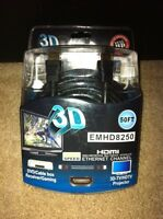 50ft Hdmi cable