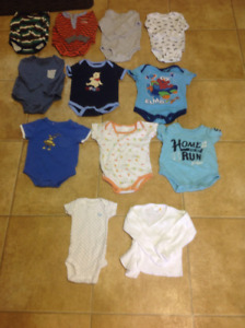 Baby boys brand name clothes sz.3-12 months $20.00