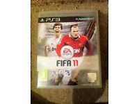 FIFA 11 PS3 GAME