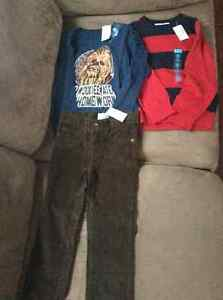 Bnwt boys size 4 lot of clothes