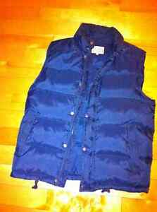 TOGO MEN'S DOWN FILLED VEST SIZE SMALL