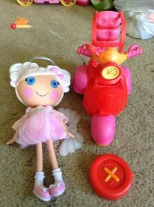 Lalaloopsy doll and remote control scooter Peterborough Peterborough Area image 4