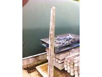 Concrete posts cheap