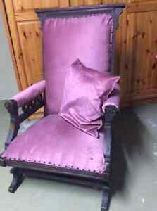Antique old grand-pa chair over 100years old London Ontario image 1