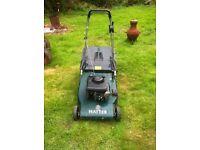Hayter 56 lawnmower