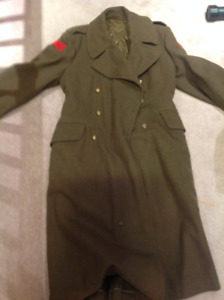 1952 R.C.H.A. Military Jacket