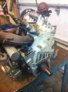 Arctic cat Sno pro 440 engine