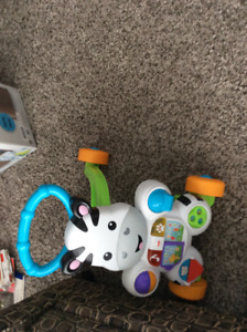 Fisher-Price Learn with Zebra walker for toddler.