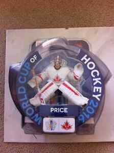 2016 World Cup Of Hockey 6' Action Figure Carey Price