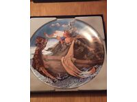 The Longton crown pottery . The man of laws tales . Canterbury tales G A Hoover .
