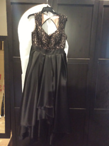 Size 8 High/Low Formal dress