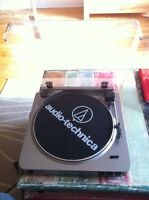 Table tournante audio technica lp-60-USB