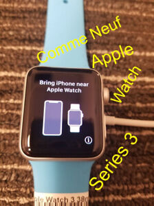 Apple Watch Series 3 Comme Neuf