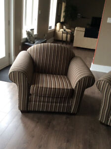 COMFY OCCASIONAL CHAIRS - $150 EACH