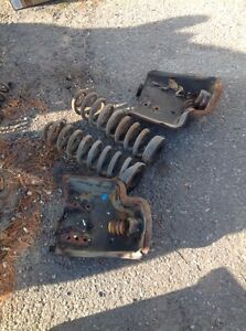 2006 F350 SUPERDUTY FRONT AND REAR AXLE SET UP  Peterborough Peterborough Area image 7