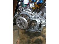 Yamaha tdr250 engine