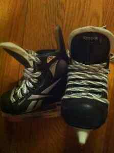 Child's - Hockey skates size 9 shoe size 10.5
