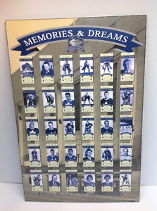 Maple Leaf Gardens 1931 to 1999  Memories and Dreams Plaque