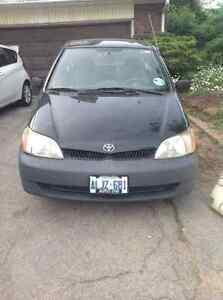 2002 Toyota Echo Coupe (2 door) As Is