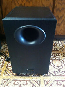 Pioneer subwoofer  S-W20
