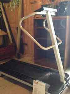 Older model treadmill