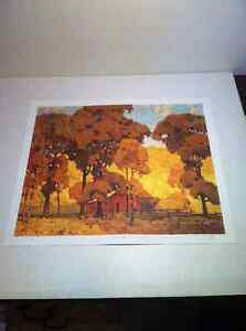 AJ Casson/Group of Seven, 2 piece set *BEST OFFER!*