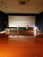Epoxy flooring  residential, commercial, industrial