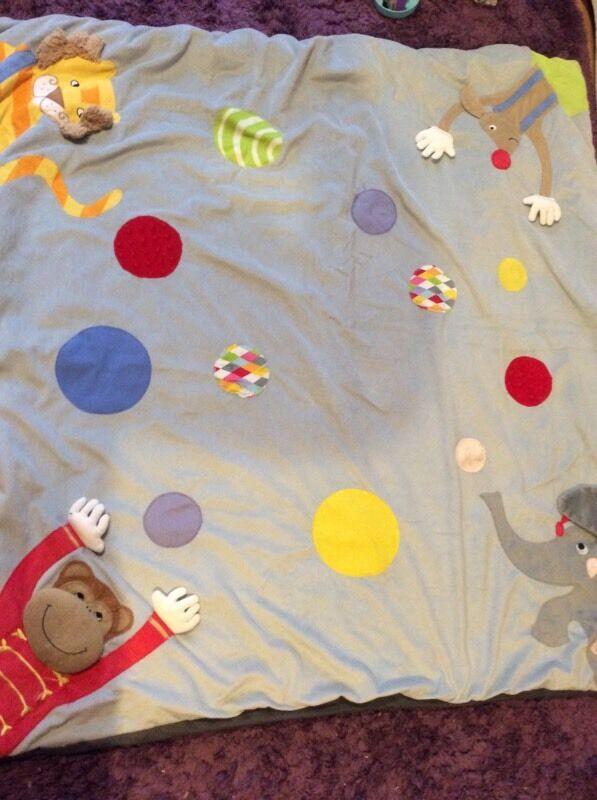 Very Large Ikea Baby Floor Mat Play