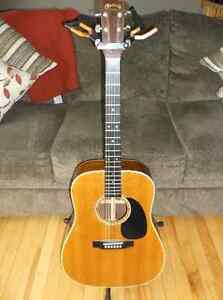 Martin D-28 Acoustic Guitar with Case