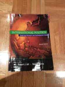 International Politics: Enduring Concepts and Contemporary Issue