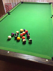 Pool table **new price**