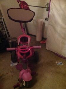 Vélo pour fillette