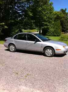 2002 Saturn S-Series Sedan as is $1800 o.b.o