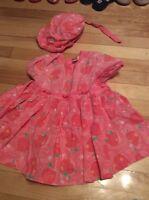 Vêtement fille 12 mois