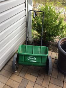 Fertilizer Spreader (Still Available)