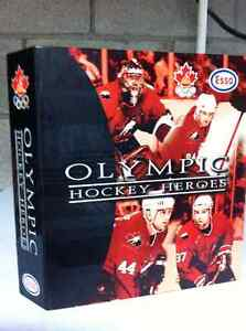 1998 Olympic Hockey Heroes Binder