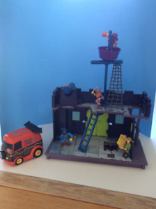 Maisons Scooby- Doo Pirates