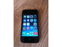 iPhone 4 on EE network very good condition