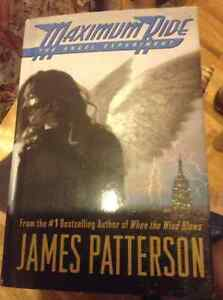 Hardcover-The Angel Experiment:AMaximum Ride -by:Janes Patterson